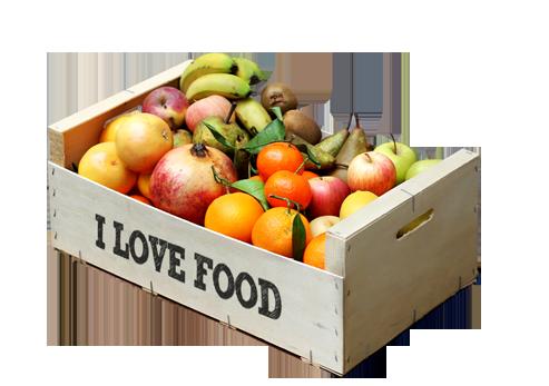 Entrega a domicilio en Barcelona de frutas bio / orgánicas.