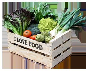 Entrega a domicilio en Barcelona de verduras bio / orgánicas